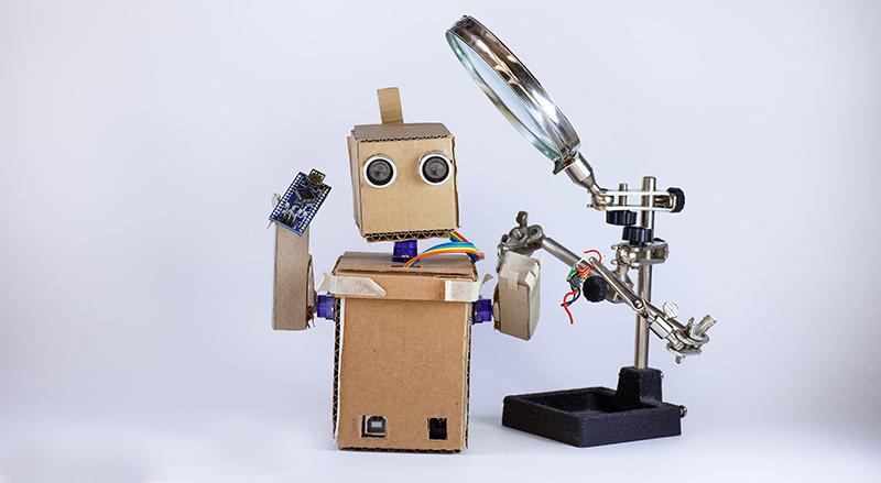 elby робот
