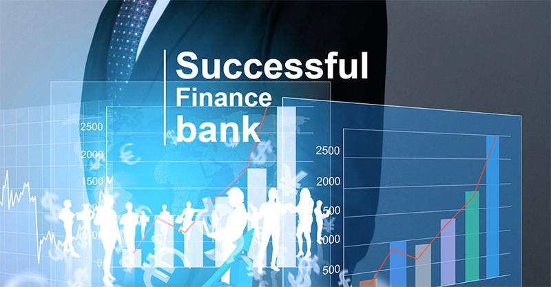 successful finance bank