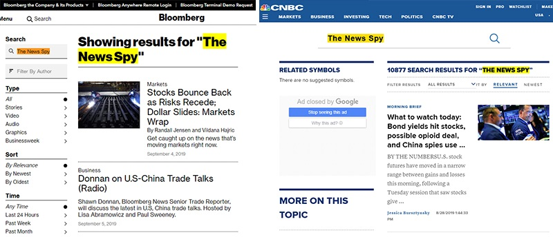 The News Spy программа