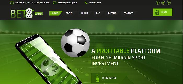 Обзор-нового-хайп-проекта-bet8.group:-первые-отзывы-вкладчиков